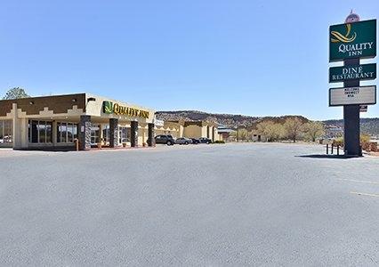 Quality Inn Navajo Nation Capital, Window Rock AZ