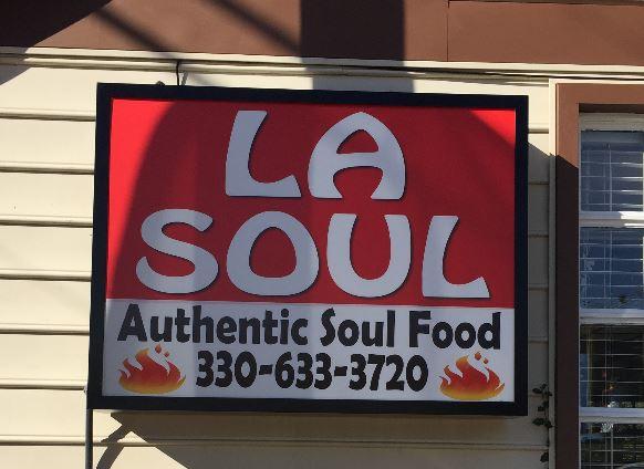 LA Soul, Akron OH