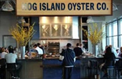 Hog Island Oyster Company - San Francisco, CA