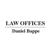Bappe Law Office - Daniel E. Bappe, Attorney