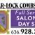 Shear-Lock Combs West Barber