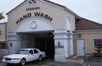 Mission Hand Car Wash - Hayward, CA