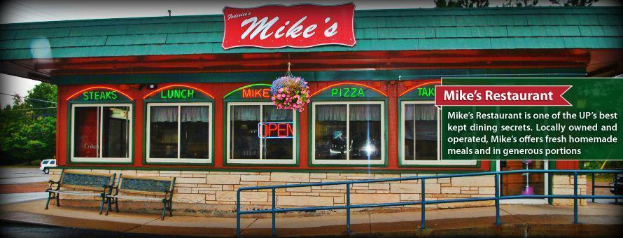 Mike's Restaurant, Ironwood MI