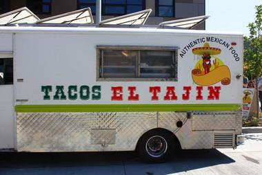 Tacos El Talin, Pacific WA