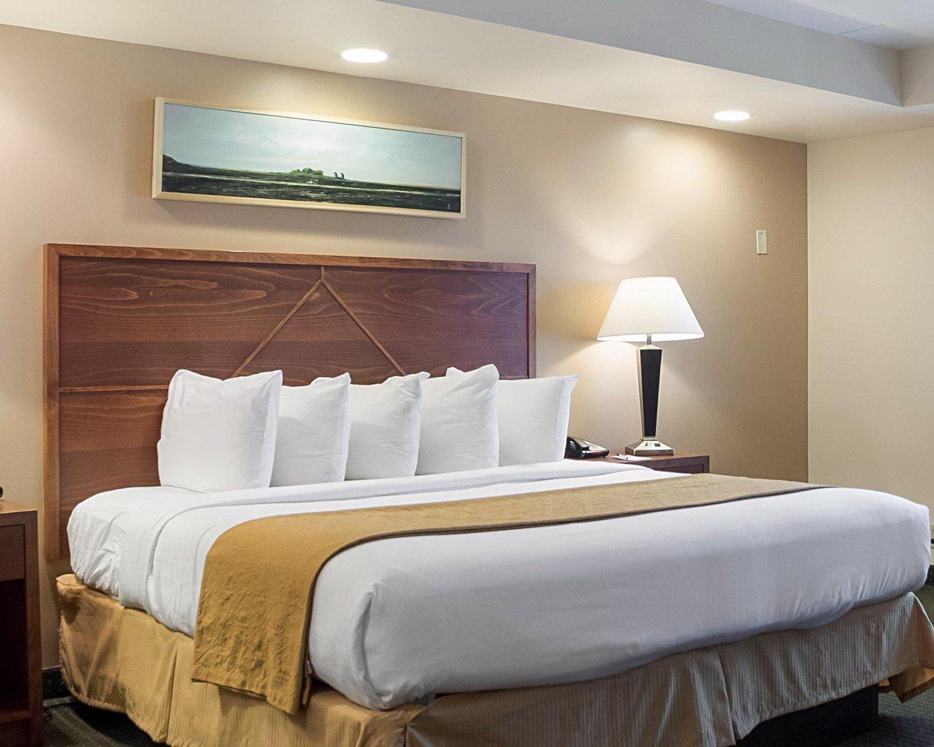 Quality Inn & Suites, Jamestown ND