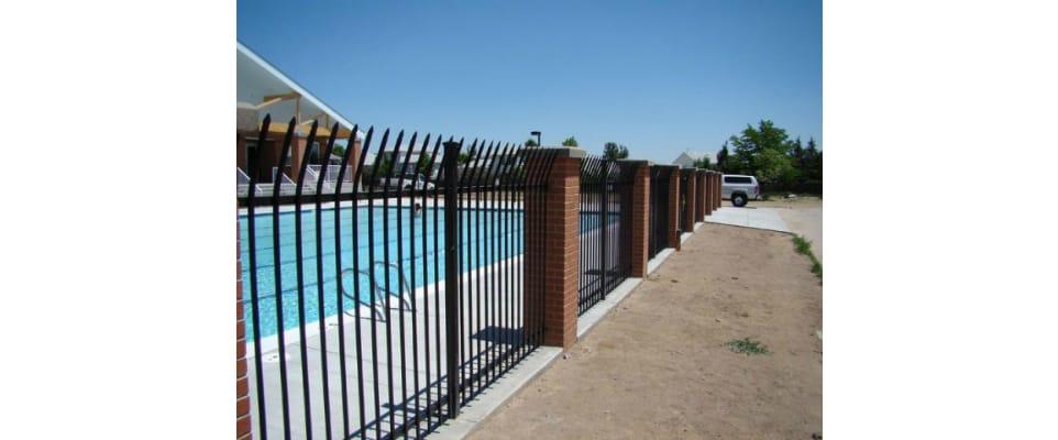 Fencing - Pool Fence - International Ironworks LLC