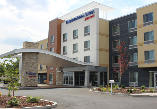 Fairfield Inn & Suites The Dalles, The Dalles OR