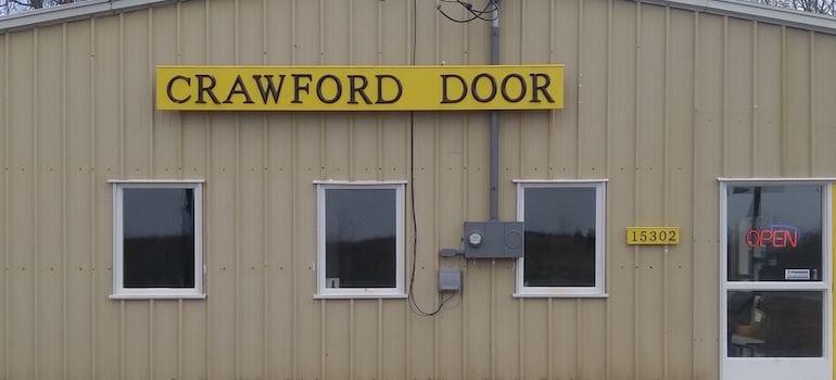 Garage Door Services Crawford Door Commerce Twp Mi