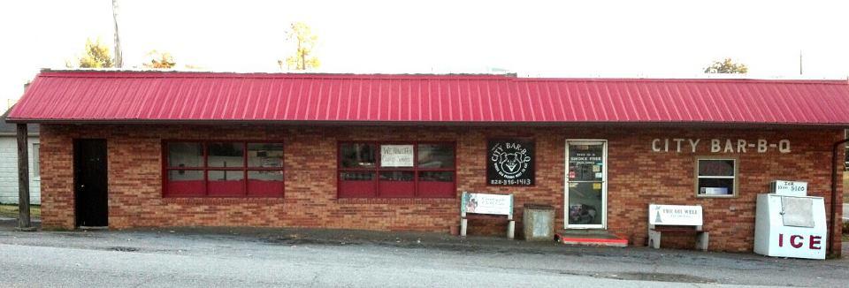 City BBQ, Granite Falls NC