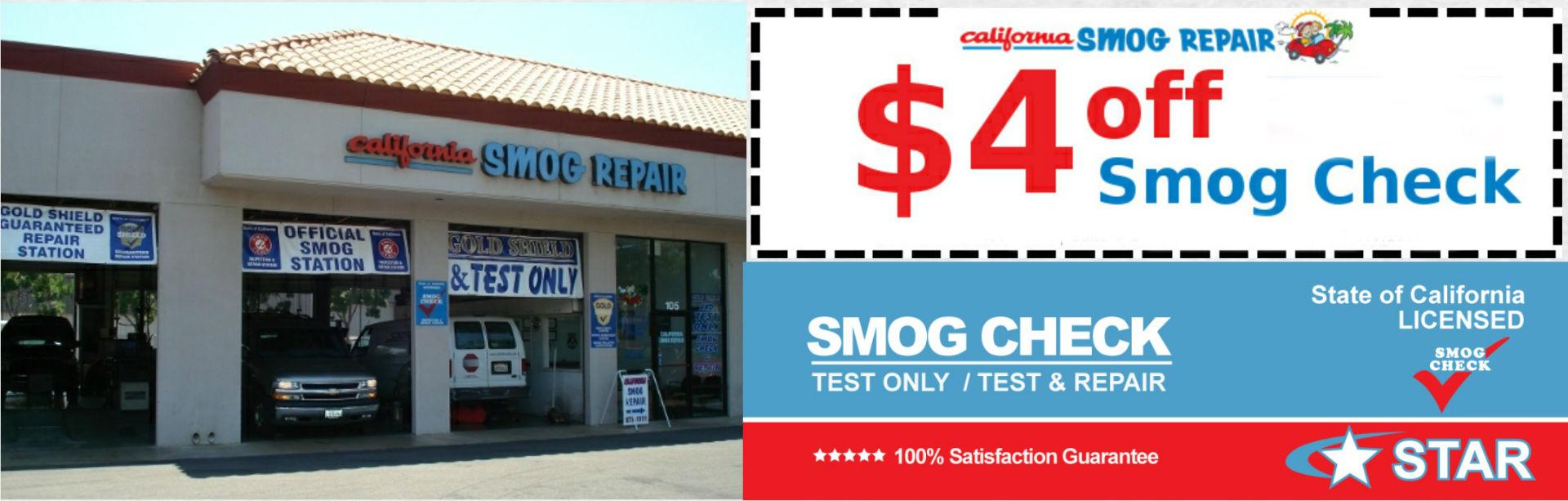 auto repair and smog check fresno