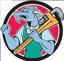 Monster Plumbing and Rooter Service logo