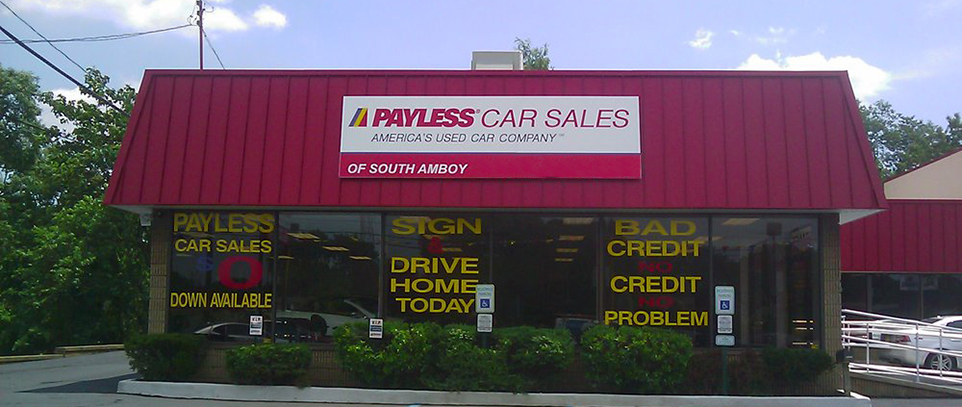 Payless Car Sales in South Amboy, New Jersey