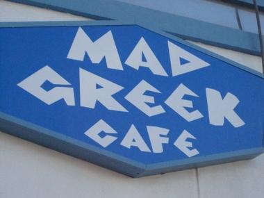 Mad Greek Cafe, Jean NV