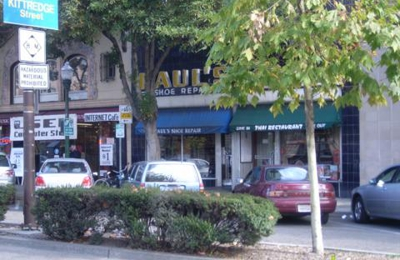 Paul's Shoe Repair - Berkeley, CA