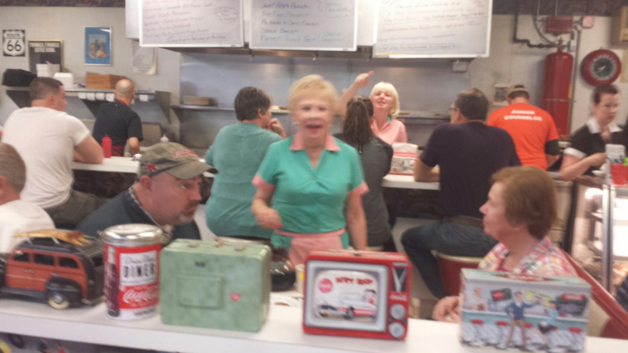 Dream Diner, Tyngsboro MA