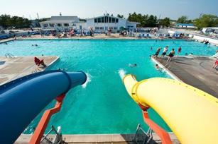 Breezy Point Surf Club slides