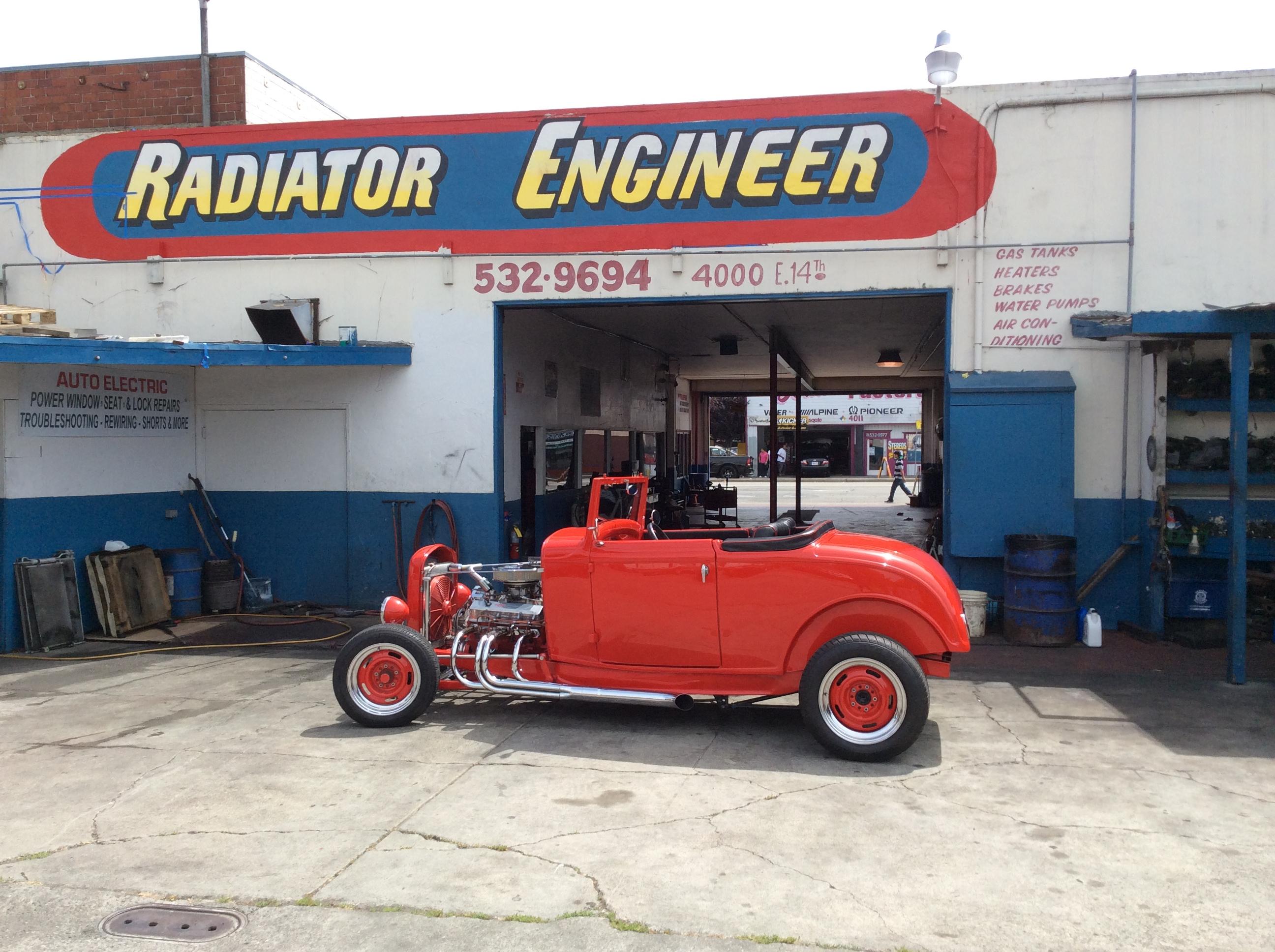 Radiator Engineer