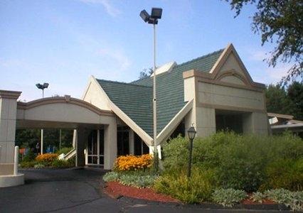Rodeway Inn, Greenfield MA