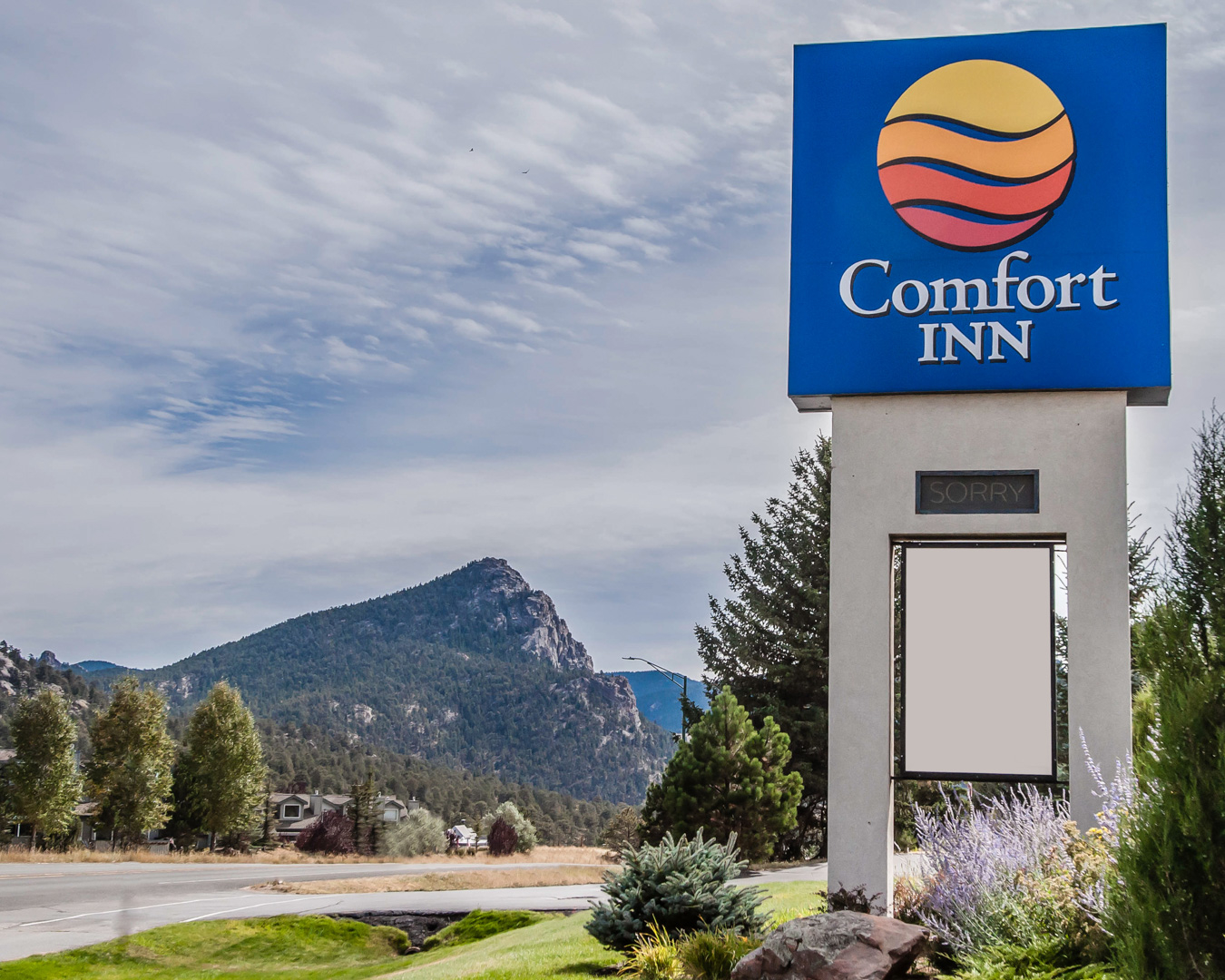 Comfort Inn, Estes Park CO