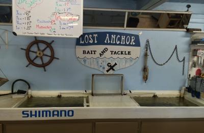Lost Anchor Bait - Bay Point, CA