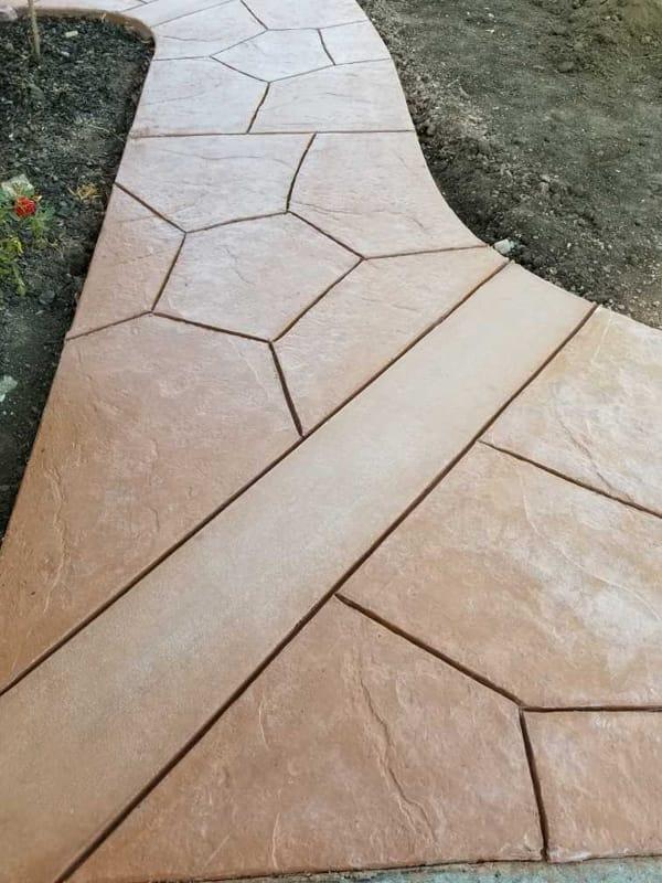 walkway beige