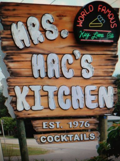 Mrs Mac's Kitchens, Key Largo FL