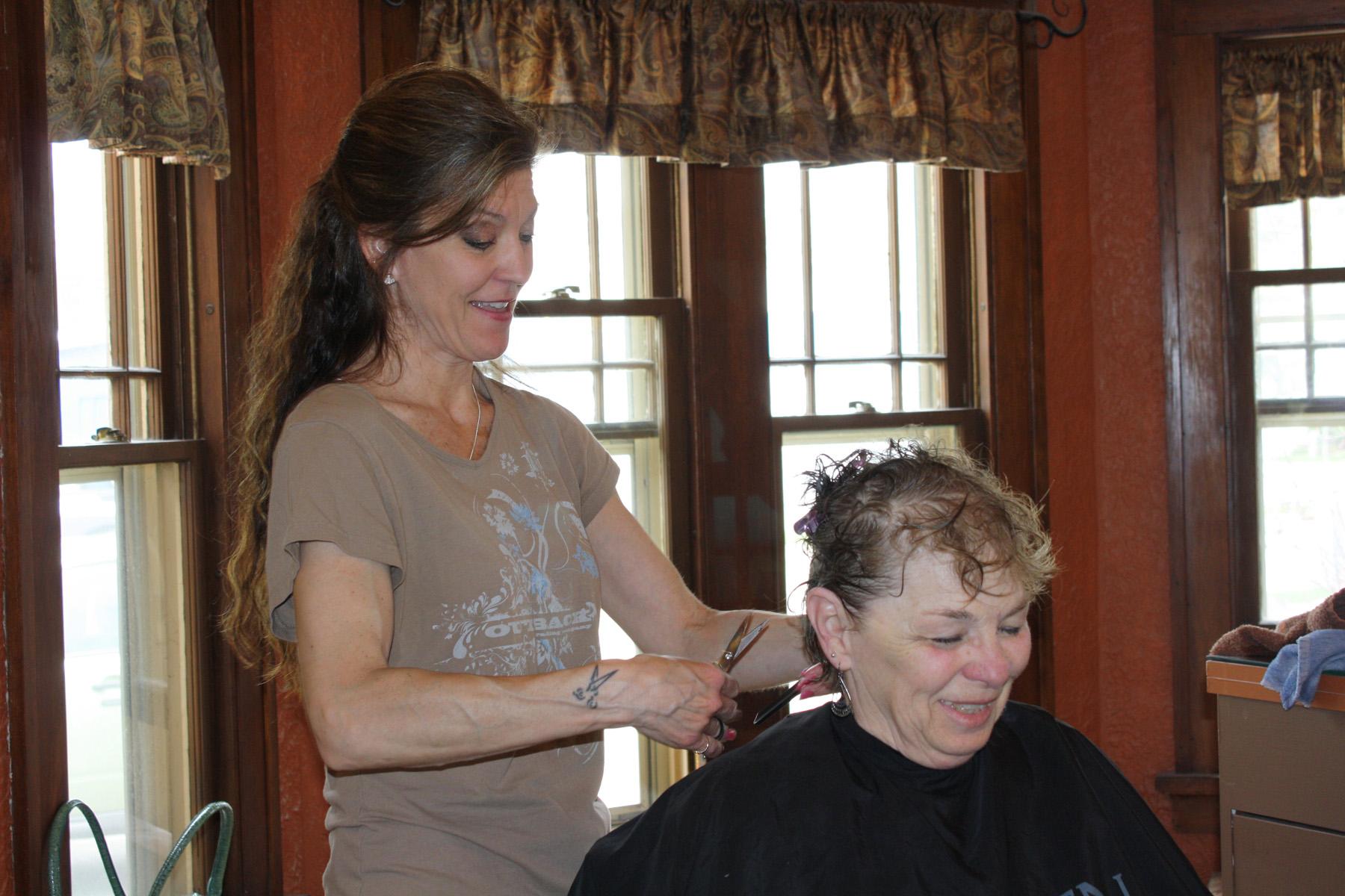Hair It Is - Jodi Allard, Fort Atkinson WI