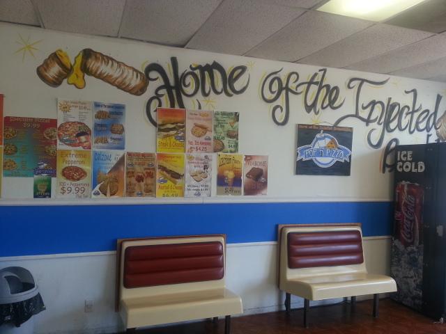 Pop N Pizza, Shreveport LA