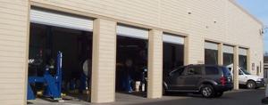 auto shop garage