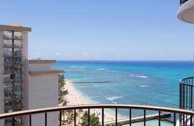 Waikiki Beach Marriott Resort & Spa - Honolulu, HI