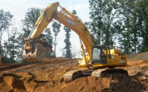 Land Grading Contractor Atlanta