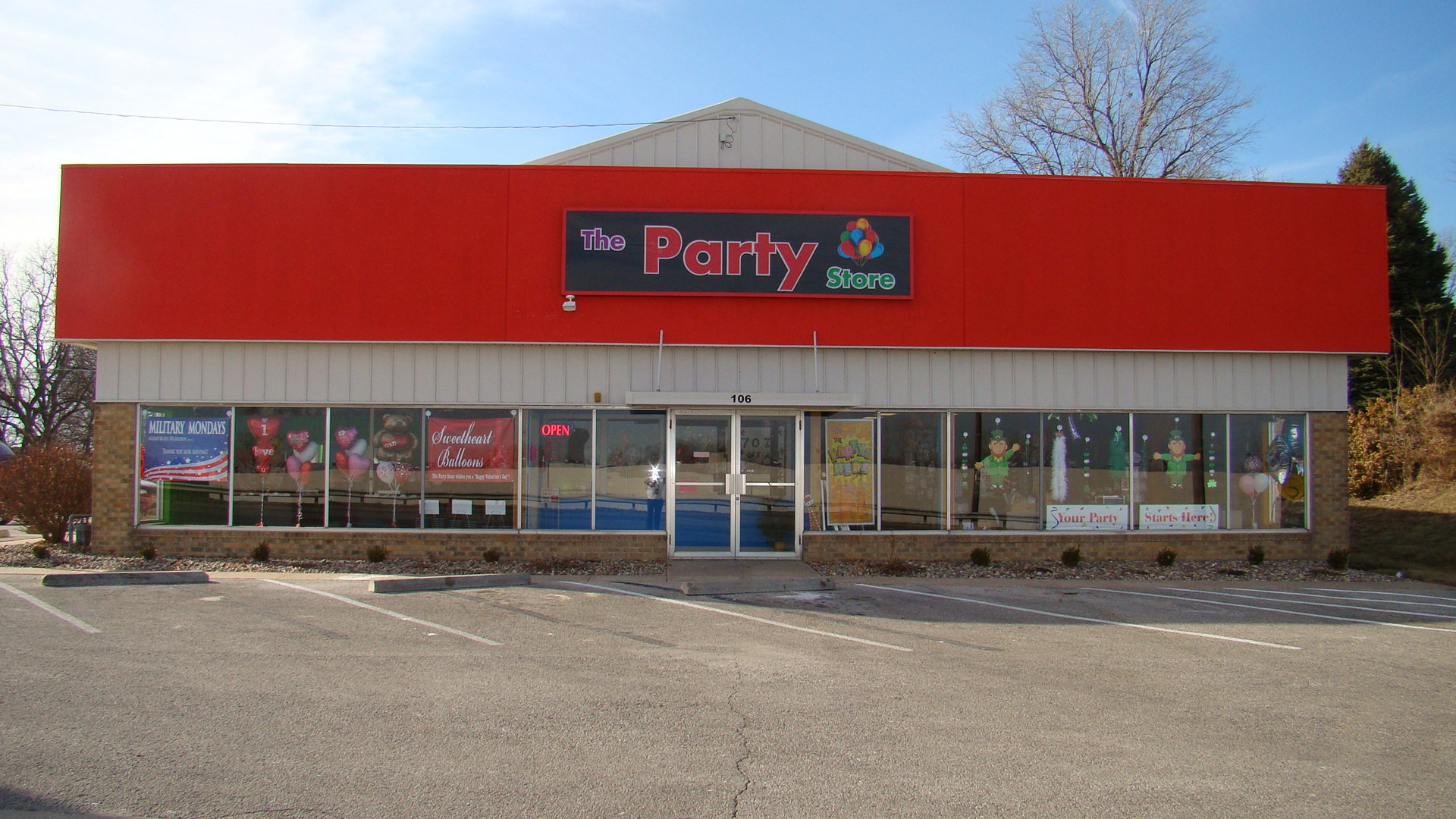 The Party Store, St. Joseph MO