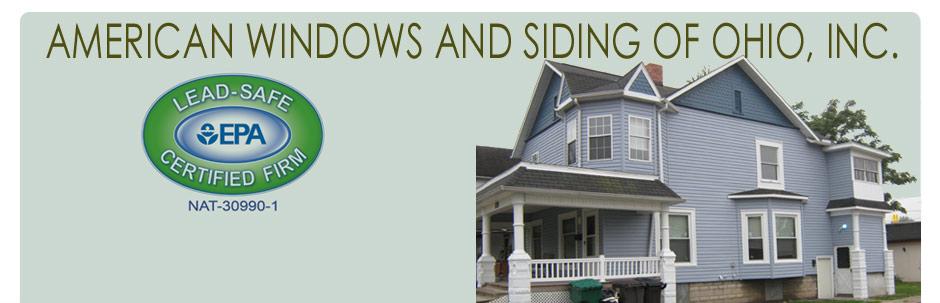 American windows and siding ohio