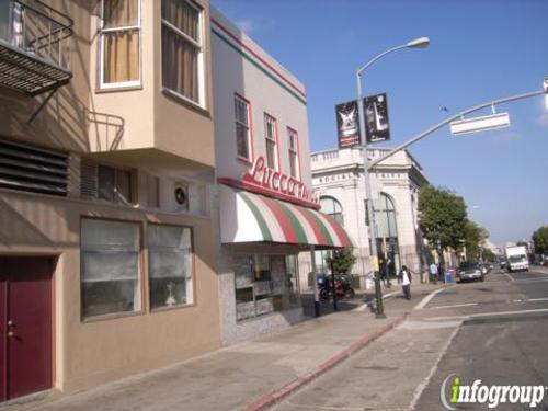 Lucca Ravioli Co. - San Francisco, CA