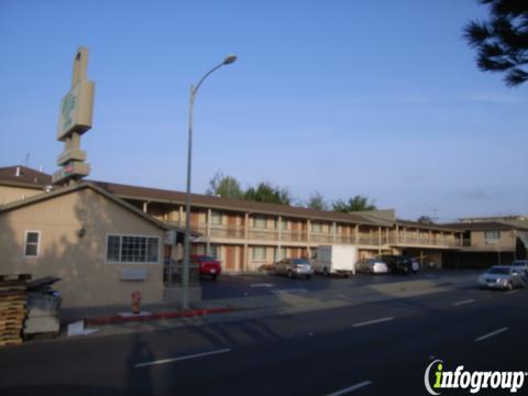 Ritz Inn, San Bruno CA