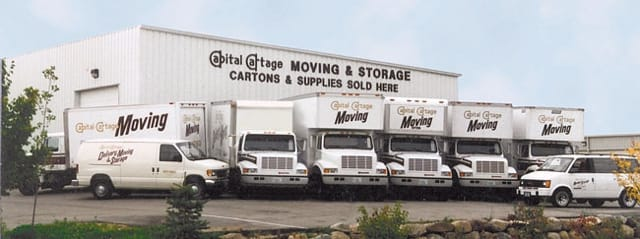 moving trucks