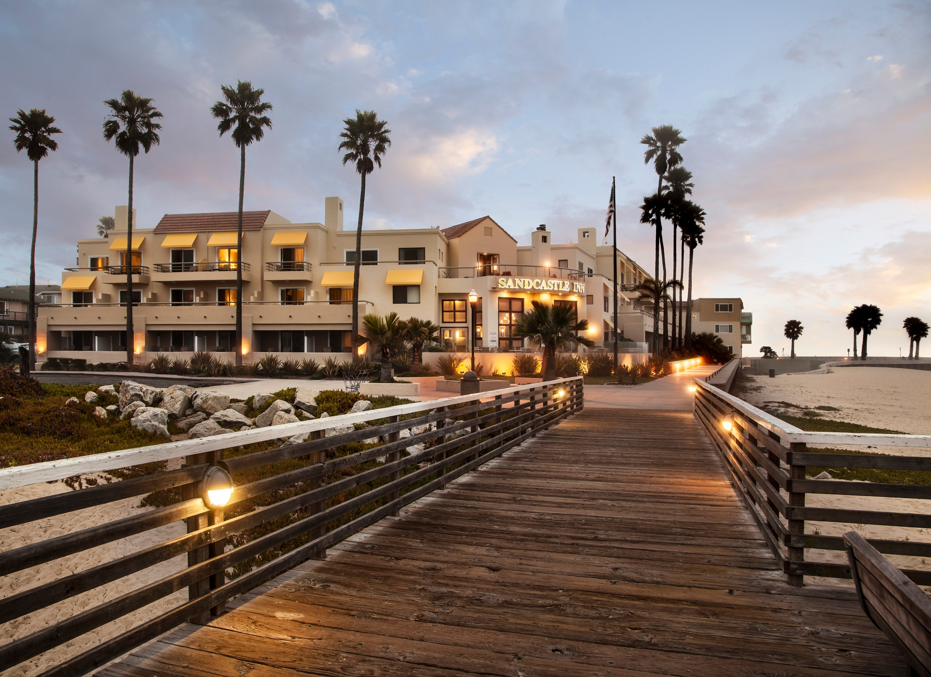 Sandcastle Inn, Pismo Beach CA