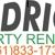 Aldrich Party Rental
