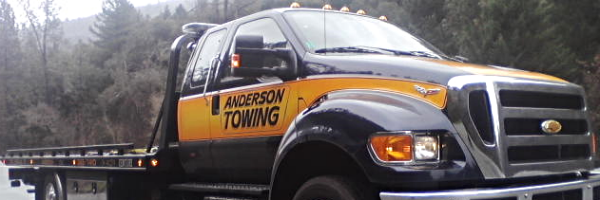 anderson towing