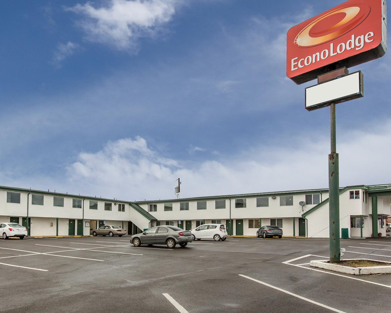Econo Lodge, Newport OR