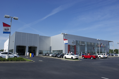 Nissan of Greer, Greer SC
