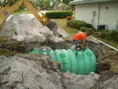 septic system contractors