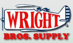 wright bros supply - logo