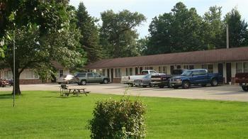 Parkview Motel, Oelwein IA