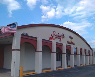 Luigi's Pizza and Fun Center, Aurora IL