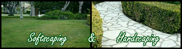 Hardscaping and Softscaping in Los Angeles