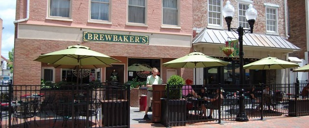 Rent out the Back Room in Brewbaker's Restaurant for your next private event in Winchester