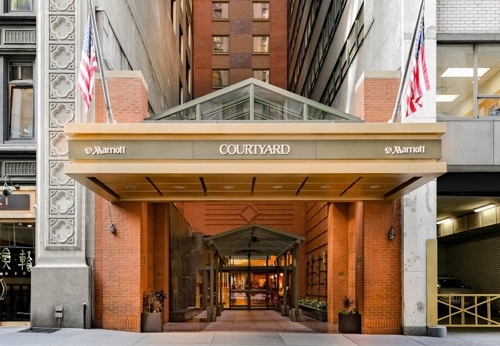 Courtyard by Marriott - New York, NY