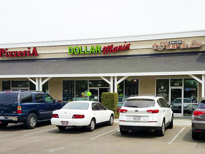 Dollar Mania, Clovis CA