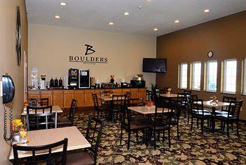 Boulders Inn & Suites, Lake View IA